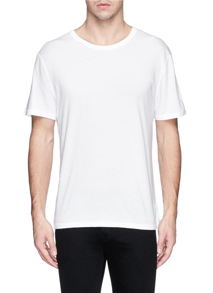 适合做t恤衫的面料