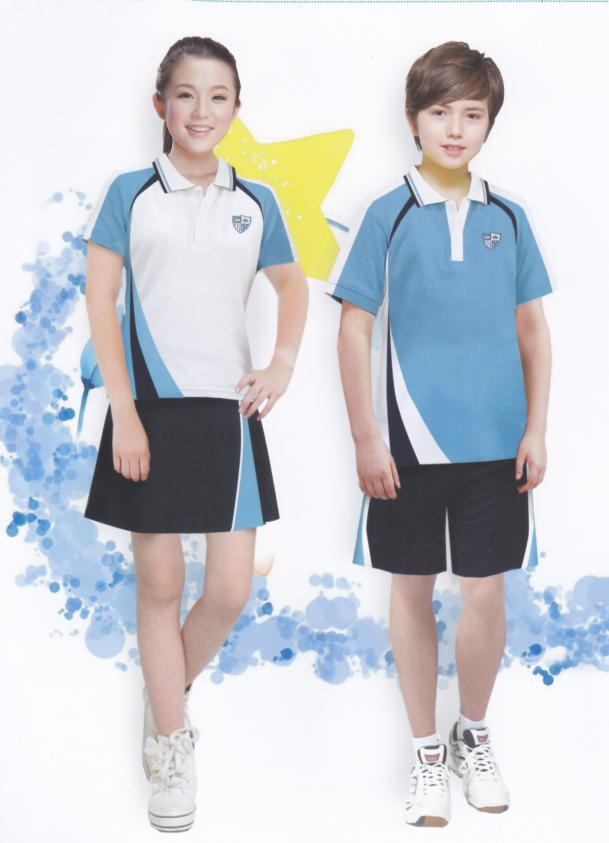 崂山校服制作就到青岛韵蔓,校服款式齐全,可来款定做,长期与知名面料上合作,面料优势,安全放心,穿着舒适,耐穿耐磨,制作热线:400-087-0257  校服在我国已经有了上百年的历史,款式也随着时代不同而不同。现在我们最常用的校服就是宽松版的运动服式校服,但这从小伴随我们的成长现在也引来了越来越多的吐槽,所以校服在更换校服时都开始选择国际学校,即西装、衬衣款式的校服,有单独的运动服供学生运动时穿着,韵蔓的校服客户之一-墨尔文中学典型的国际学校,校服采用的是西服、衬衣款式,胸前绣logo,有单独的春夏季运动
