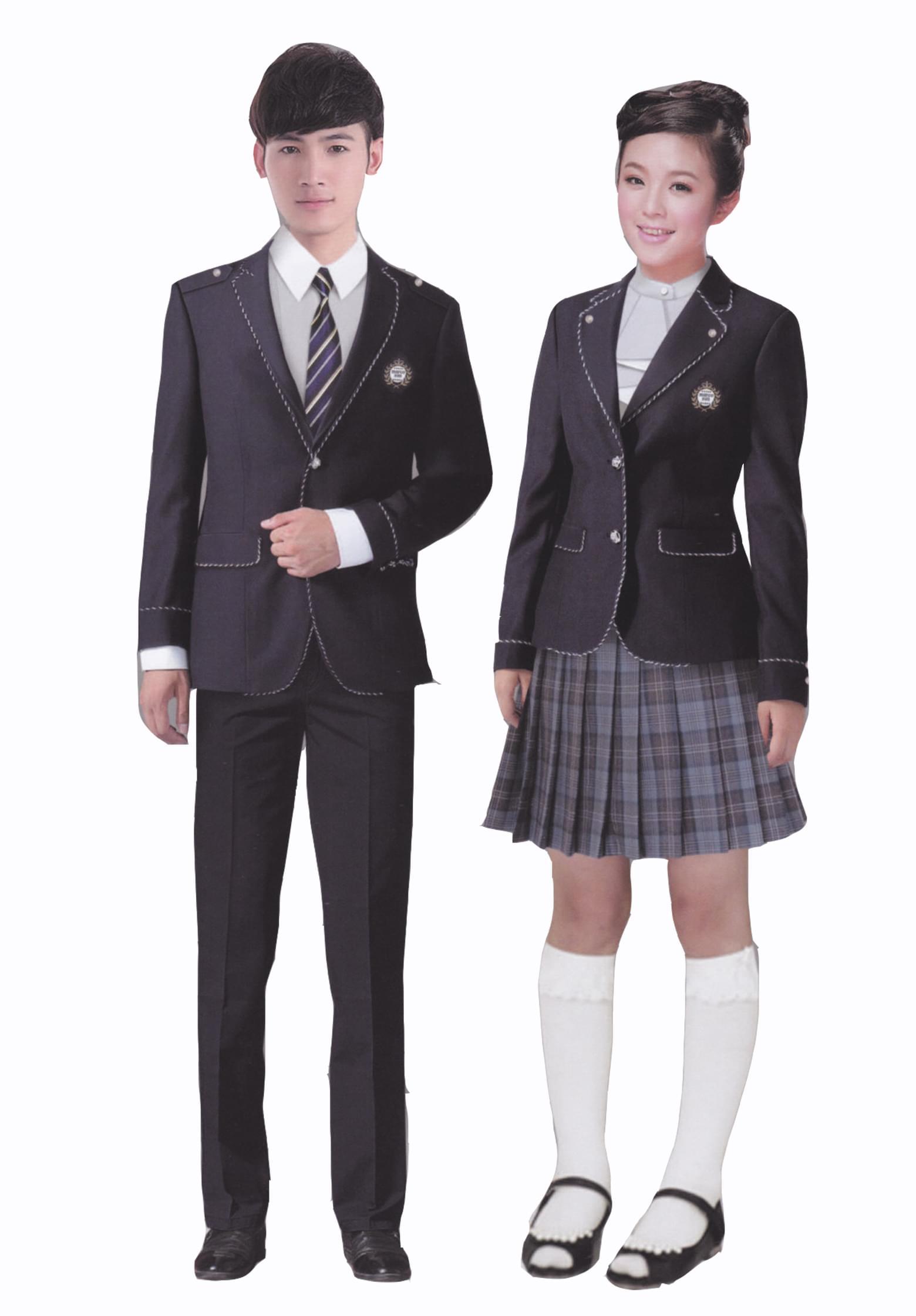 青岛初高中春季校服哪里买?