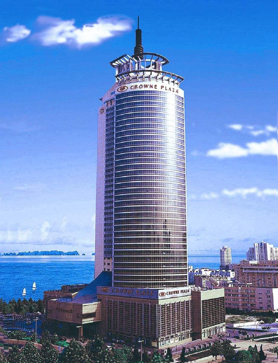 青岛颐中皇冠假日酒店