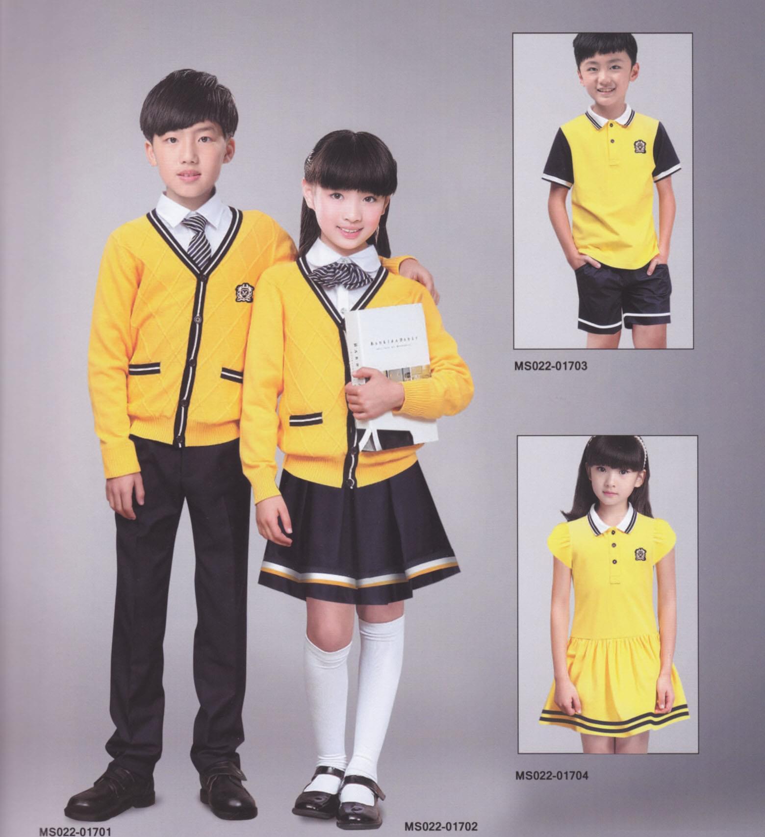 学生校服图片