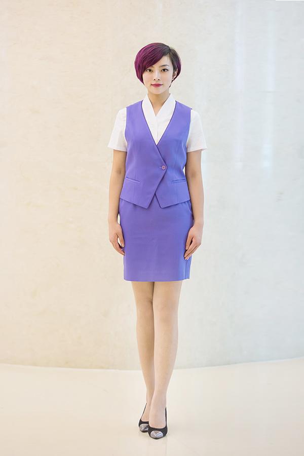 首页 产品导航直通车 酒店工作服 客房部工作服  颜色:紫色   袖长