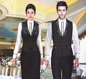 酒店服务员服