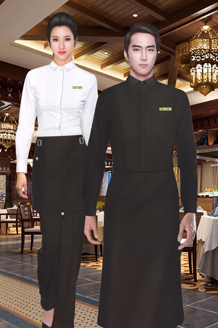 答:餐饮服务员岗位职责:1,按时到岗,接受领班分配的任务.