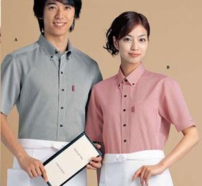 日式服务员服