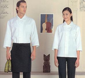 日式厨师服