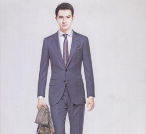 男士西服套装