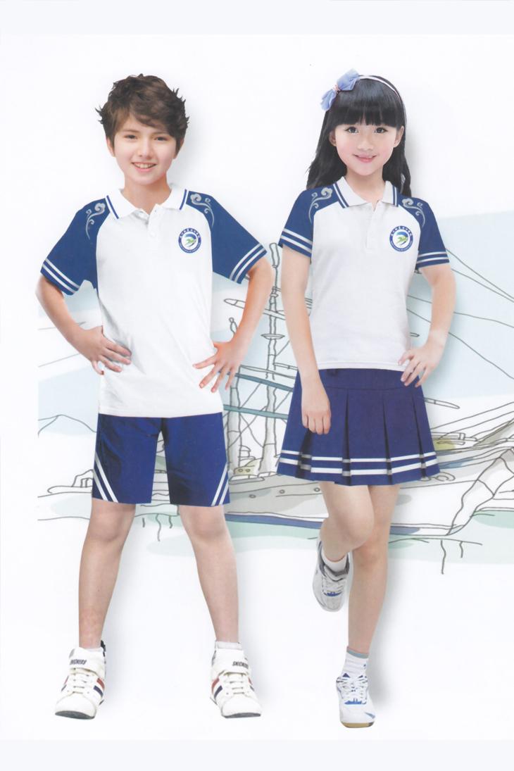葫芦岛二小校服