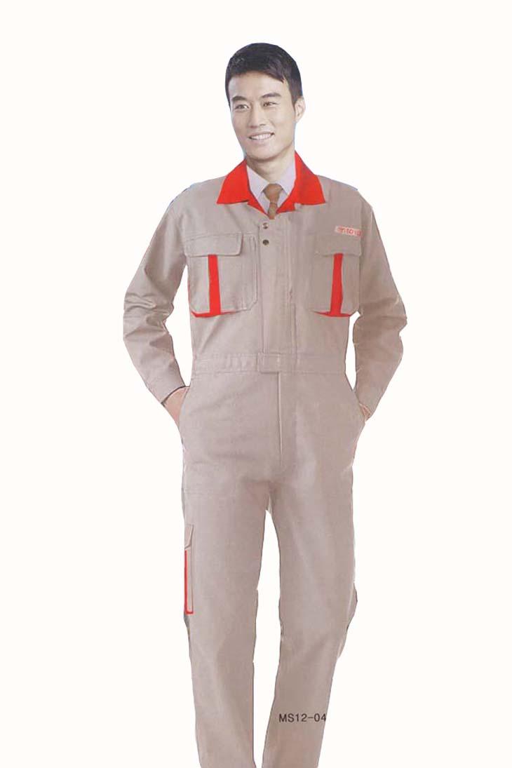 商品编号zy 商品颜色定制      商品名称工程服 款式亮点连体工作服