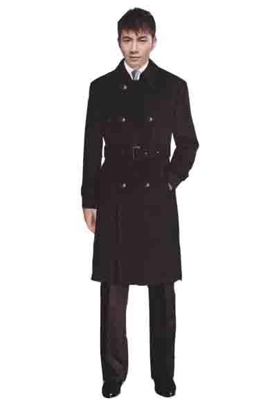 职业装大衣